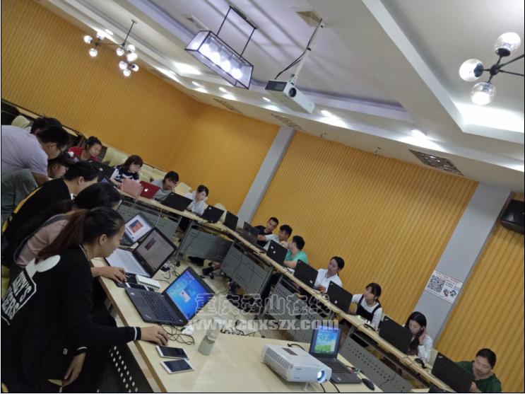秀山第六期平面设计3月31日正式上课啦!报名从速!