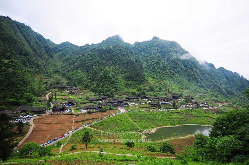 武隆犀牛古寨--中国醉美古村落值得我们一探究竟