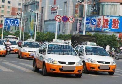 秀山出租车最近也是恼火得很