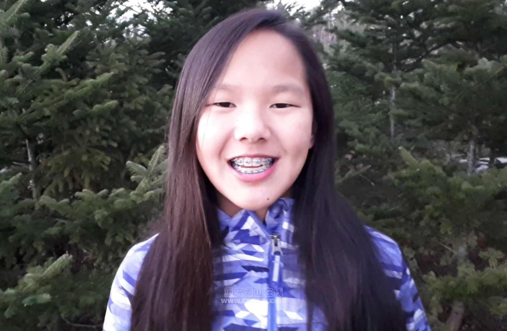 海外寻亲——这个妹儿已经长大了,寻找她的秀山亲生父母