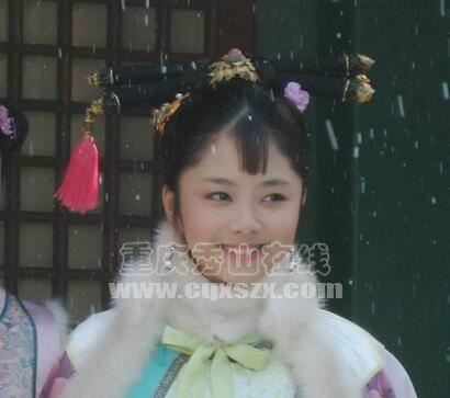 谭松韵-甄嬛传